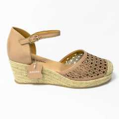 Sandália Bottero Espadrille 308422_6 Floater Brown